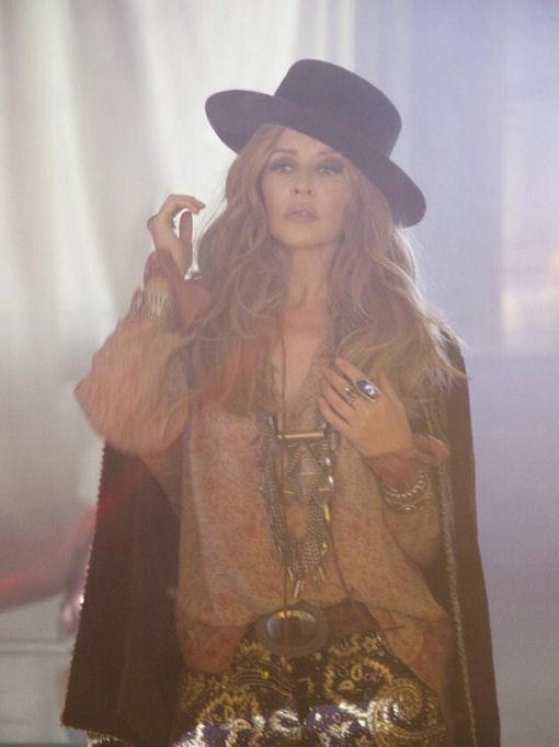 Kylie Vogue Italië …