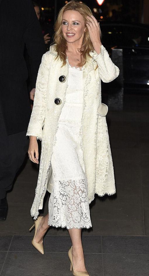 Kylie BBC Londen 17…