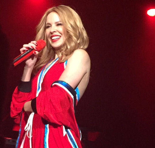 Kylie 25 mei 2015