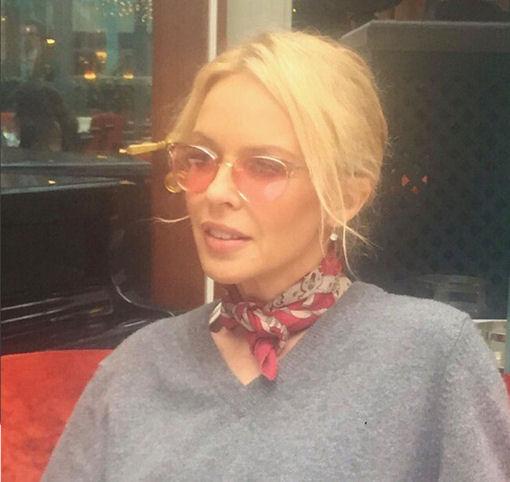 Kylie 10 maart 2017
