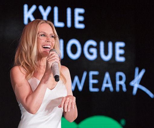 Kylie en Specsavers…